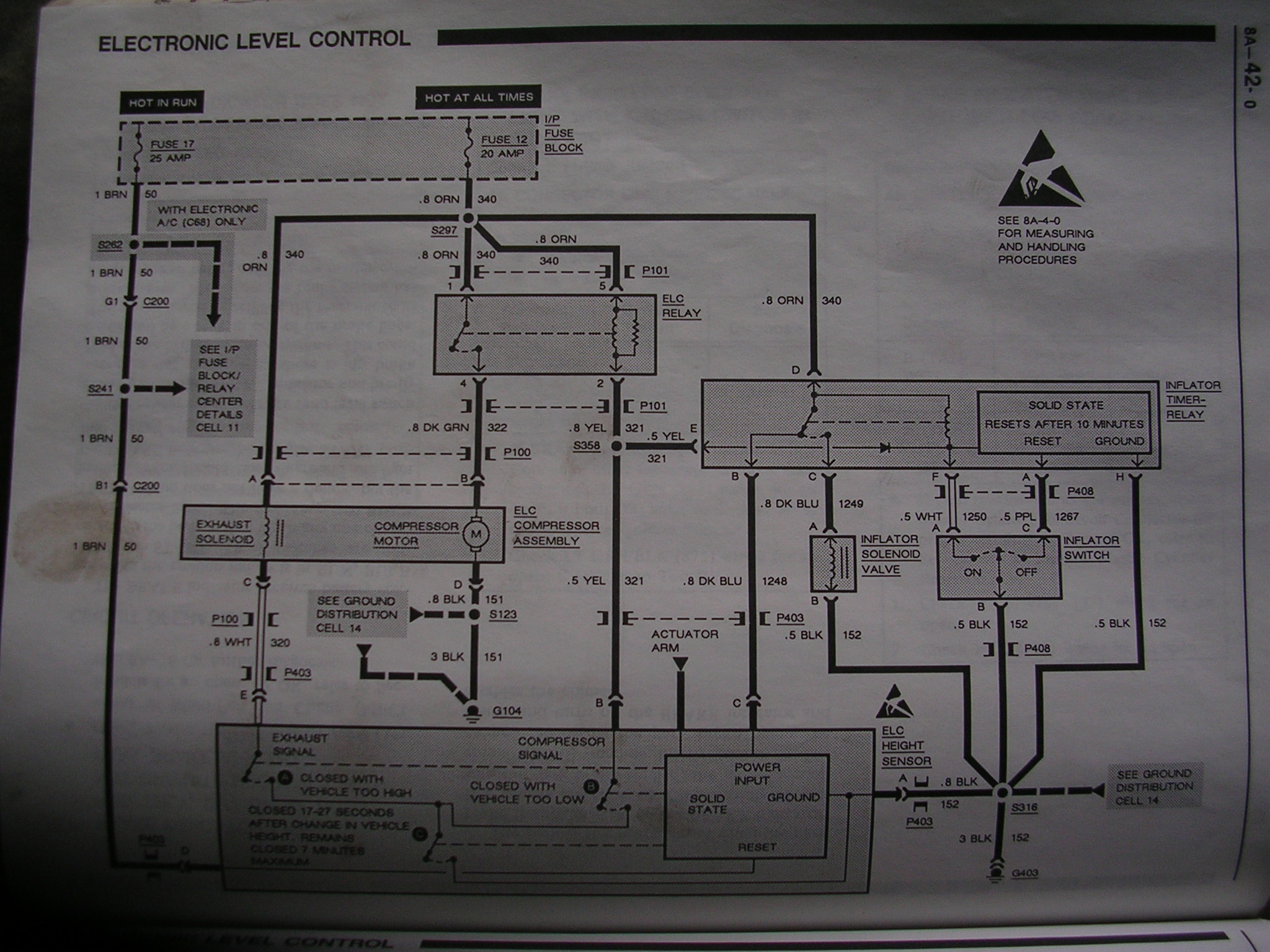 DSCN4404 someone cut the air compressor wires! 1992 1999 2000 pontiac bonneville ssei wiring diagram at gsmportal.co